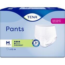 TENA PANTS Discreet M 75-100 cm Einweghose