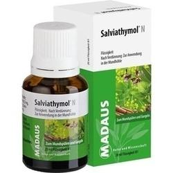 SALVIATHYMOL N Tropfen